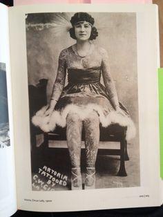 Circus Ladies 1930
