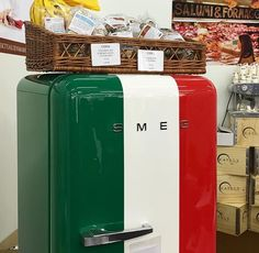 Italy Smeg ❤️