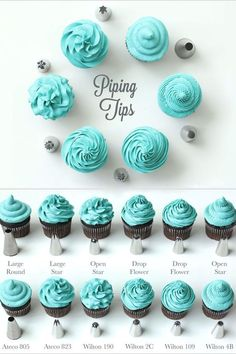 Ever wondered how pro bakers achieve all those pretty icing designs? Here's the…