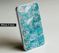 Native American Indian Turquoise - iPhone 4 Case,