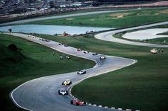Autódromo José Carlos Pace, otherwise known as Interlagos, is a well-known racing circuit located in the Brazilian city of São Paulo. Le Mans, Formula 1, Gp Do Brasil, Brazilian Grand Prix, The Great Race, Speed Racer, Indy Cars, F1 Racing, Motogp