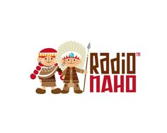 RADIO NAHO Logo Design
