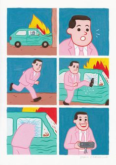 Humor negro trash de Joan Cornellà - Assuntos Criativos