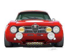 Alain Jamar - Alfa Romeo GTAM
