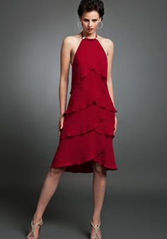 Spectacular A line Natural Waist Zipper Back Chiffon Mother of the Bride/ Groom Dresses - 1300304970B - US$199.99 - BellasDress