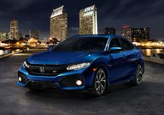 One of the latest vehicles from Honda, the Civic Si is known for its sleek exterior styling. But it's far more than just a pretty face.