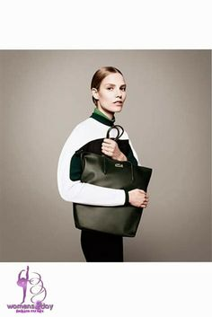 Bags process of Lacoste latest fashion 2014