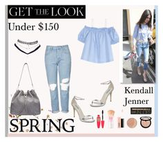 """Get the Look: Taylor Swift"" by andrea-tatis on Polyvore featuring moda, Topshop, H&M, Steve Madden, Wet Seal, MAC Cosmetics, Sephora Collection y Maybelline"