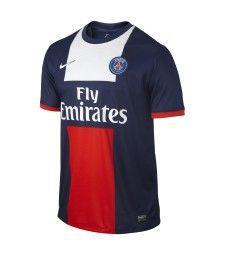 Nike Paris Saint Germaine Short Sleeve Home Replica Jersey (Midnight Navy) a9ef8cbba