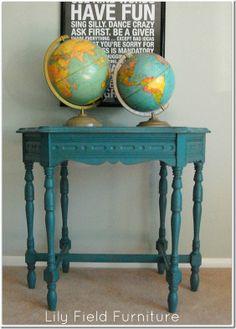 Annie Sloan custom color