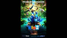 Rio 2 Soundtrack - Track 14 - What Is Love by Janelle Monáe, Anne Hathaw...