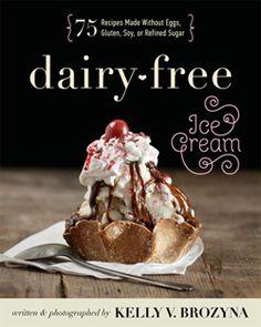 Swiss Almond Dairy Free Ice Cream - The Spunky Coconut