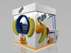 UGO Kiosk on Behance