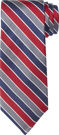 Executive Collection Striped Tie
