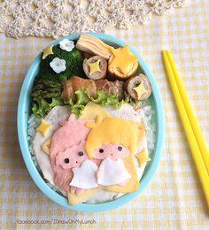 Kiki and Lala Bento Lunch box by loveewa.deviantart.com on @deviantART
