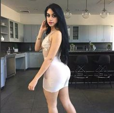 You haven't seen glutes like these, meet Jailyne Ochoa Sexy Dresses, Beautiful Brown Eyes, Beautiful Women, Latina Girls, Curvy Fit, Hottest Models, American, Hot Girls, Mini Skirts