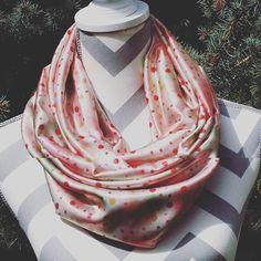 http://ift.tt/1IvgFED #handmade #polkadotfun #giftsforher #giftideas #etsystore #etsy #infinityscarf #fashionista