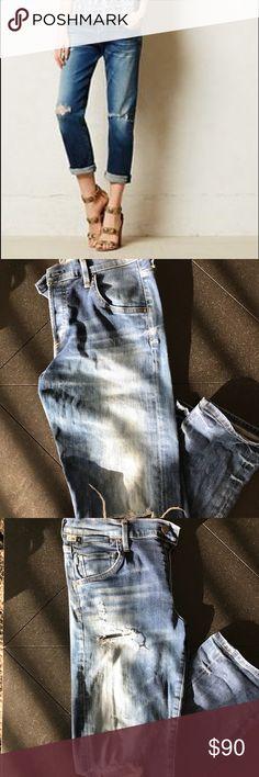 Citizens of Humanity Emerson slim boyfriend jeans Citizens of Humanity Emerson slim boyfriend jeans. Mid rise, premium vintage wash Citizens Of Humanity Jeans Boyfriend