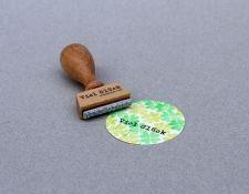 Typo Viel Glück Convenience Store, Wish List, Stamps