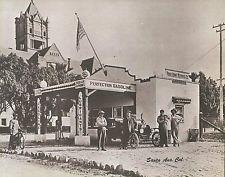 "SANTA ANA 6th & Broadway PERFECTION GAS STATION Photo Print #936 11"" x 14"" Orange County California, Southern California, San Luis Obispo County, Back In Time, Gas Station, Vintage Photos, Costa, San Diego, Broadway"