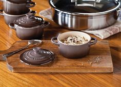 Free Shipping On Le Creuset Truffle Collection @ Le Creuset - HotDeals.com