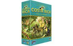 Costa Rica társasjáték 8 éves kortól - Lookout Games