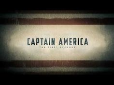 End Title Sequence - Captain America