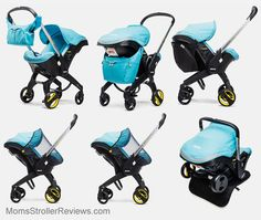 Doona Car Seat, coming end of 2014