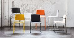 Ema Collections Design turned into a strong chair