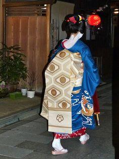 Retired Maiko Chikayuki by *JEN D* on Flickr