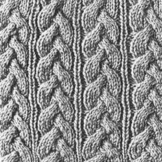 Knitting Pattern Square No. 60, Volume 34   Free Patterns   Yarn