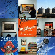 Travelling Exhibition Program (2015) | Editing Luke