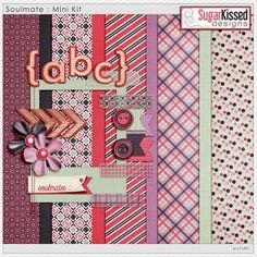Soulmate mini kit freebie from Sugar Kissed Designs*