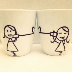 Long distance friendship. .great gift ♡♥