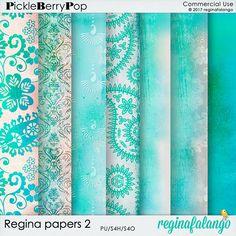 CU REGINA PAPERS 2 By Regina Falang0