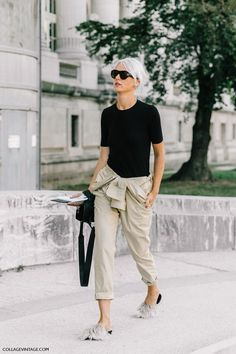 New York Street Style has Something for Everyone New York Street Style, Street Style 2017, Spring Street Style, Street Styles, Printemps Street Style, Mode Style, Look Cool, Fashion Outfits, Womens Fashion