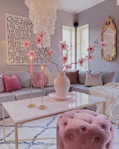 are in the mood for eclectic interior design.We are in the mood for eclectic interior design. Living Room Decor Cozy, Home Living Room, Apartment Living, Living Room Designs, Pink Living Rooms, Blush Pink Living Room, Living Spaces, Living Room Themes, Studio Apartment