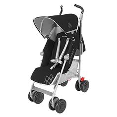 Award-winning style, features, and safety. Techno XT sets the standard for easy maneuvering and smooth ride in a full-sized umbrella fold stroller. Ideal for newborn babies and children up to 55lb. Featuring a full recline 4-position seat with convenient one-handed adjustment, extendable leg...