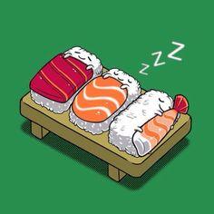 Sushi Night <3