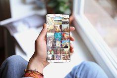 Industrial Designer Armin Schellmann Portfolio shows Industrial Design, Product Design and Graphic Design Armin, Samsung Galaxy S9, Smartphone, Youtube, Industrial, Concept, Electronics, Tv, Instagram
