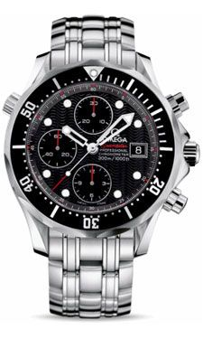 Omega Watches - Seamaster 300 M Chrono Diver 41.5 mm - Style No: 213.30.42.40.01.001