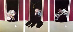 Francis Bacon - Triptych May-June, 1973