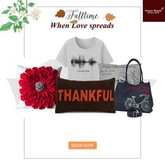 Falltime, when love spreads. Shop now! Grandparent Gifts, Dorm Decorations, Spreads, Decorative Throw Pillows, Mother Day Gifts, Fall Decor, Gym Bag, Pillow Covers, Shop Now