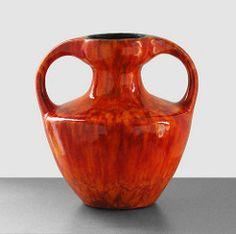 Marei Keramik 9302 (Fat Lava Wadersloh) Tags: west roth lava fat german pottery 9302