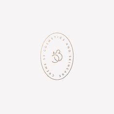 Crème 53 Cosmetics & Skincare Branding by Mel Volkman, Modern Design, Product Packaging, Beautiful Packaging, Elegant Branding