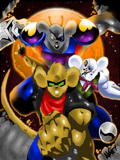 Biker Mice from Mars by aKmEToOnS.deviantart.com on @deviantART