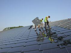 Montage - Robust und begehbar - Solardach SUNSTYLE