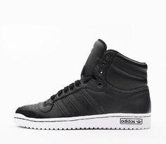 adidas Originals Top Ten: Black