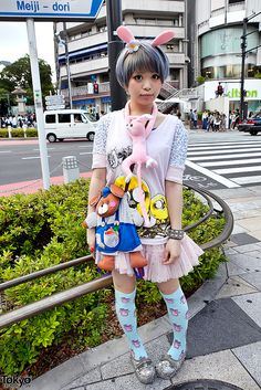 Cute Japanese Girl, Cute Accessories   Flickr - Photo Sharing!