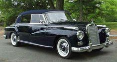 1960 Mercedes-Benz 300D Adenauer ════════════ ❄❄ etsy ☞ https://www.etsy.com/fr/shop/ArtEtPhilatelie?ref=hdr_shop_menu